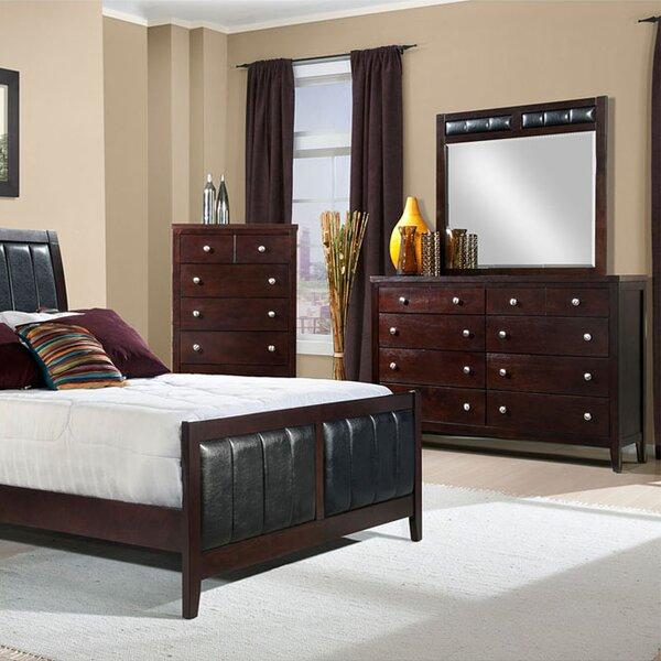 Frakes 8 Drawer Double Dresser by Winston Porter
