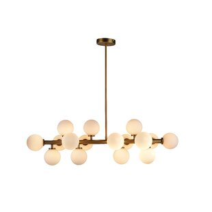 Read Reviews Baltazar 16-Light Sputnik Chandelier By George Oliver