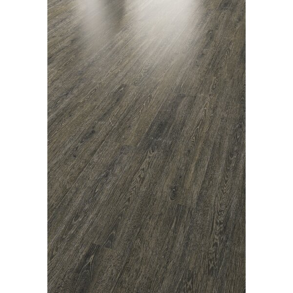 HydroCork 6 Hardwood Flooring in Cinder Oak by Wicanders