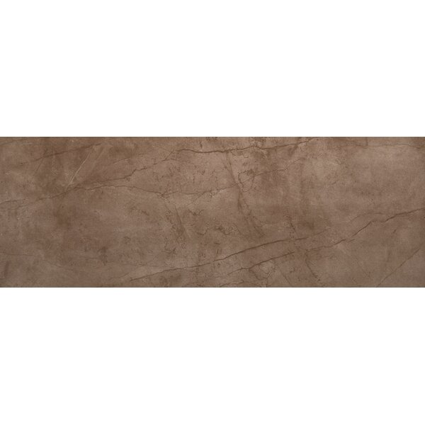 Citadel 12 x 35 Porcelain Field Tile in Brown by Emser Tile