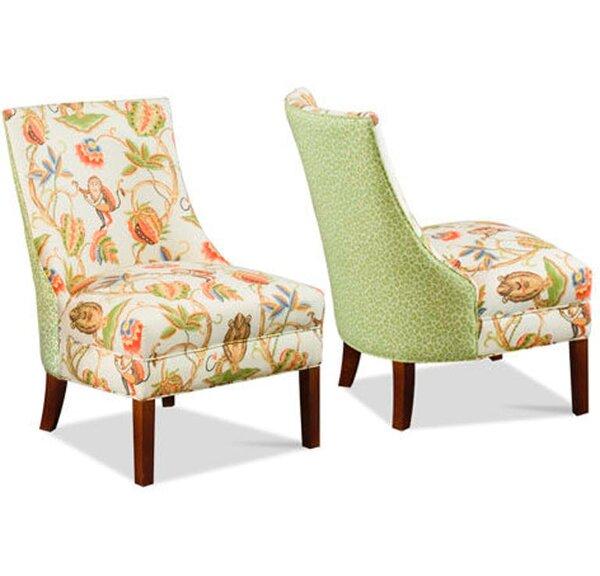 Tuxedo Nailhead Trim Side Chair by Braxton Culler