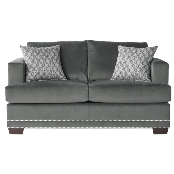 Heslin Loveseat By Charlton Home Charlton Home