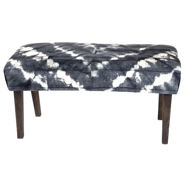 Hanif Upholstered Bench by Loni M Designs Loni M Designs