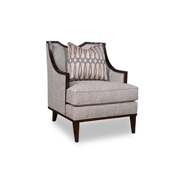 Naropa Lounge Chair by Canora Grey
