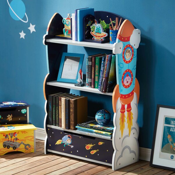 Outer Space 40.13 Bookshelf by Fantasy Fields