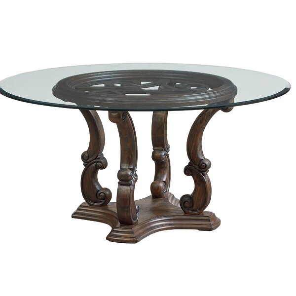 Dana Dinning Table by Fleur De Lis Living