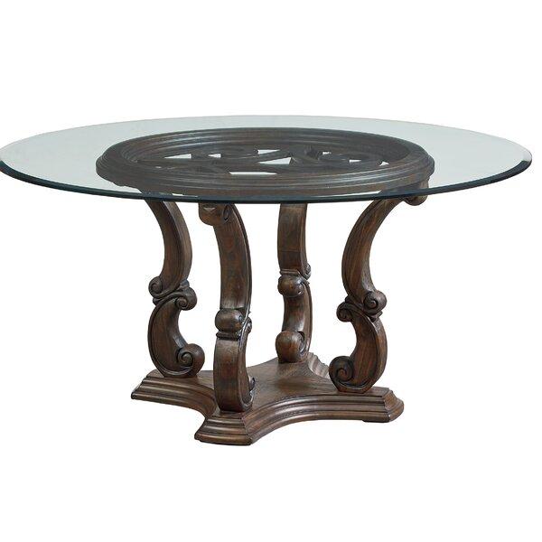 Dana Dinning Table by Fleur De Lis Living
