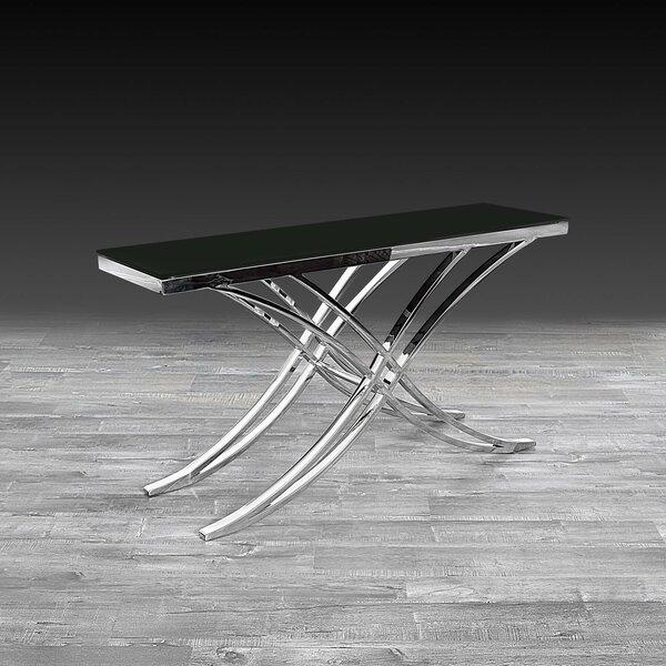 Daigneault Console Table By Orren Ellis