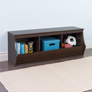 Melody Toy Storage Bin