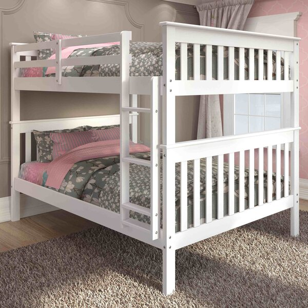 Catharine Full Over Full Bunk Bed by Harriet Bee