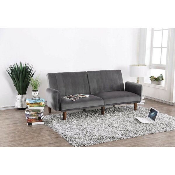 Shop The Complete Collection Of Veda Convertible Sofa by Ivy Bronx by Ivy Bronx