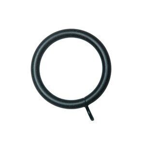 Steel Drapery Curtain Ring (Set of 10)