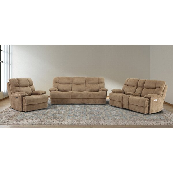 Val Reclining Configurable Living Room Set By Red Barrel Studio