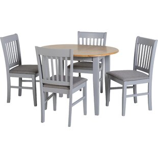 Kitchen Table And Chairs Uk Dining table sets kitchen table chairs wayfair bouvet extendable dining set with 4 chairs workwithnaturefo