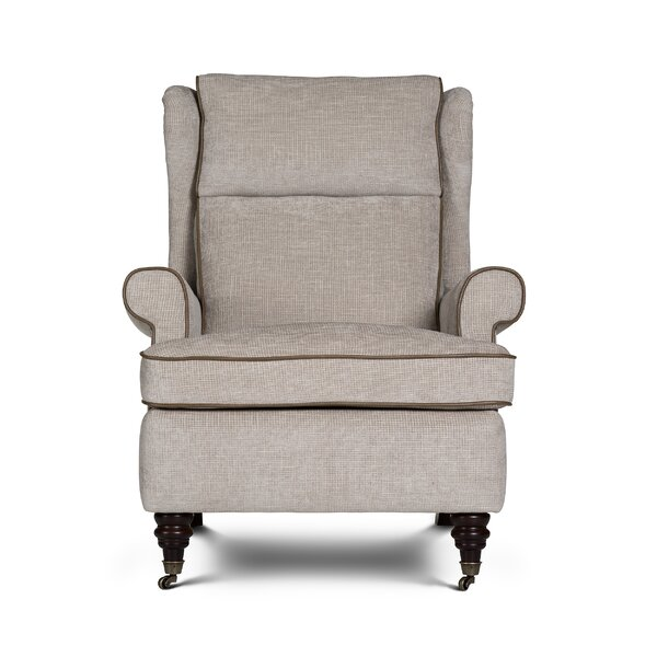 Sardinia Wingback Chair by Opulence Home