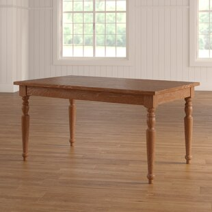 Great choice Aletha Creek French Design Dining Table By Lark Manor