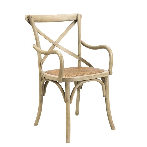 Longworth Solid Wood Dining Chair by Gracie Oaks