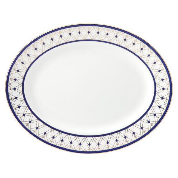 Royal Grandeur Oval Platter by Lenox