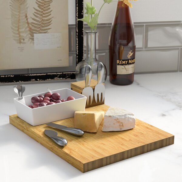 Lucama 10 Piece Cheese Tray Set by Mint Pantry