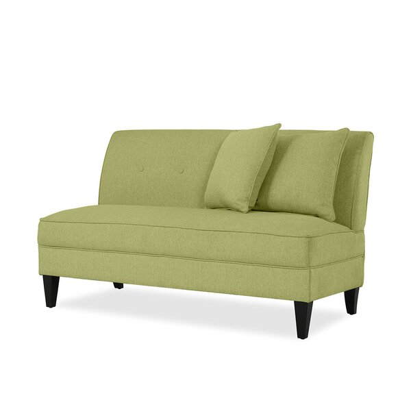 #2 Perseus Loveseat By Mercury Row 2019 Coupon