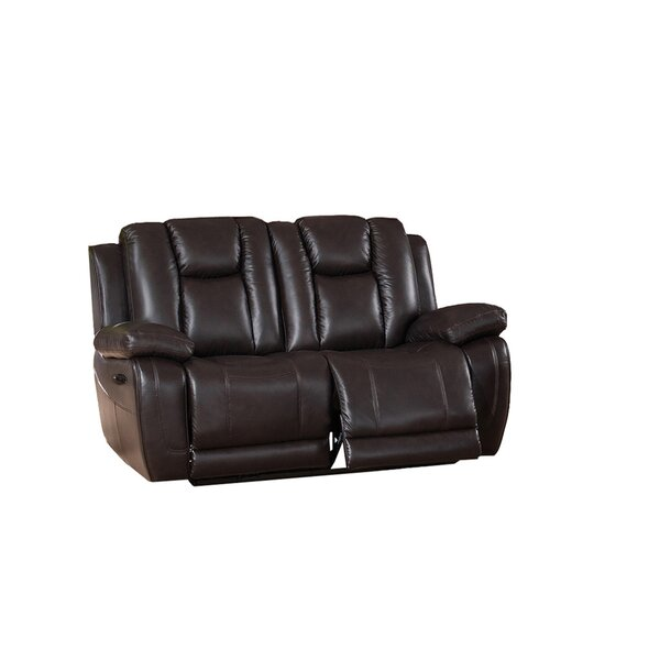 Mickey Power Reclining Loveseat by Red Barrel Studio