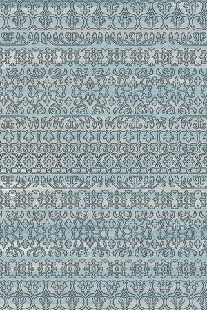 Straka Blue Indoor/Outdoor Area Rug by Bungalow Rose
