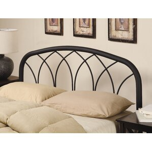 Orrville Metal Open-Frame Headboard by Andover Mills