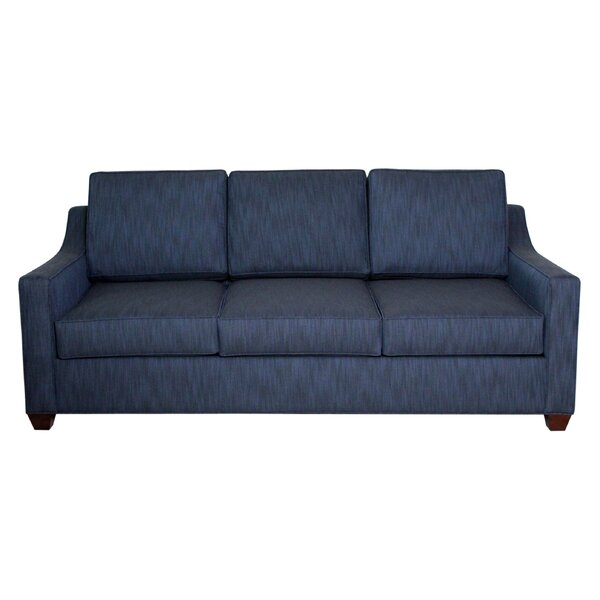 Modern Style Clark Sofa by Edgecombe Furniture by Edgecombe Furniture