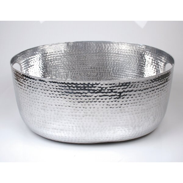 Aluminum Beverage Tub by Jodhpuri