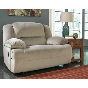 Ashley Signature Design Tolette Wide Seat Power Recliner