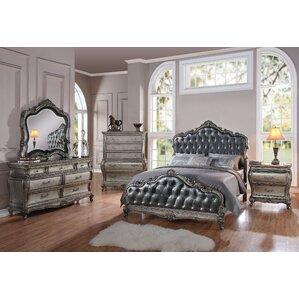 Casanovia Panel Configurable Bedroom Set by Rosdorf Park