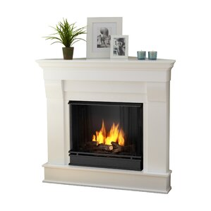chateau corner gel fuel fireplace - Gel Fuel Fireplace