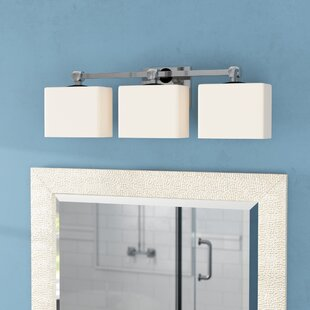 Best Reviews Luzerne 3-Light Vanity Light By Brayden Studio
