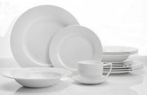 Zenas Classic 20 Piece Dinnerware Set, Service for 4 by Red Barrel Studio