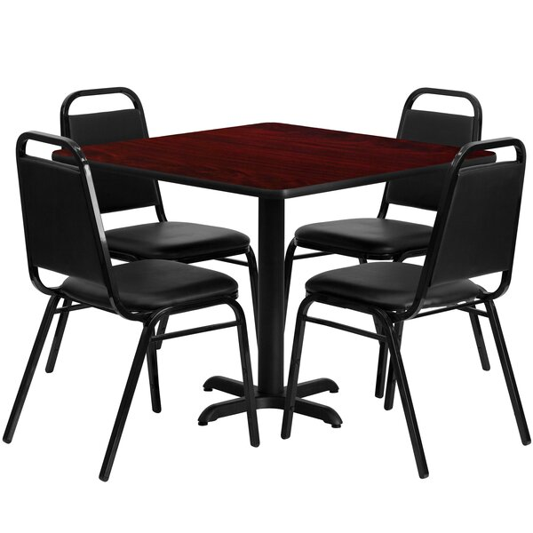 Twila 5 Piece Dining Set by Red Barrel Studio