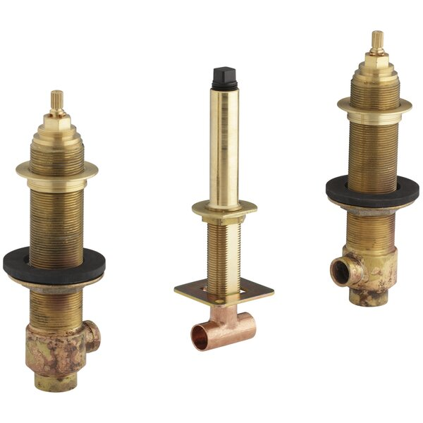 3/4 Ceramic High-Flow Valve System by Kohler