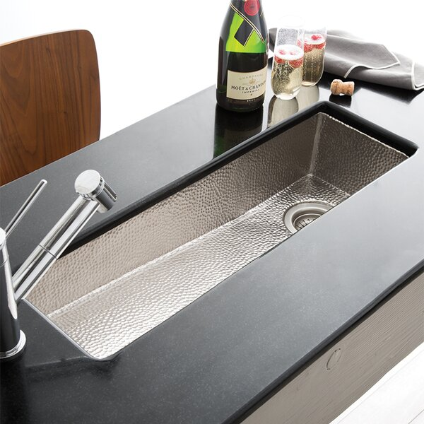 Renewal 30 L x 11 W Drop-In Bar Sink by Native Trails, Inc.