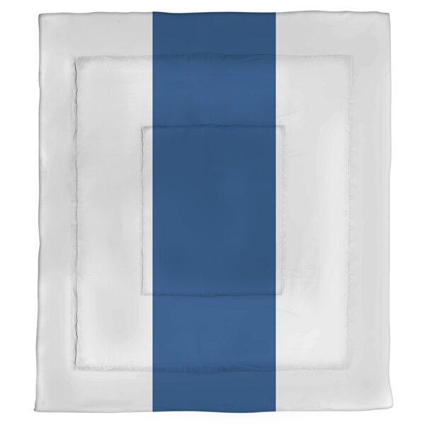 Kansas City Baseball Single Reversible Comforter