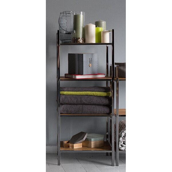 Yukon 15 W x 37 H Bathroom Shelf by Home Loft Conc