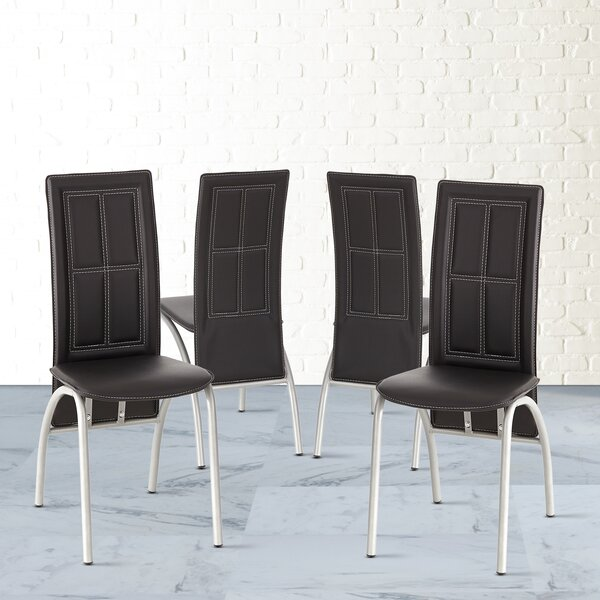 Miriam Side Chair (Set of 4) by Wade Logan