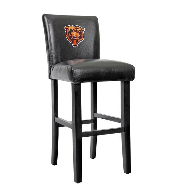 30 Upholstered Bar Stool by OS Home & Office Furniture