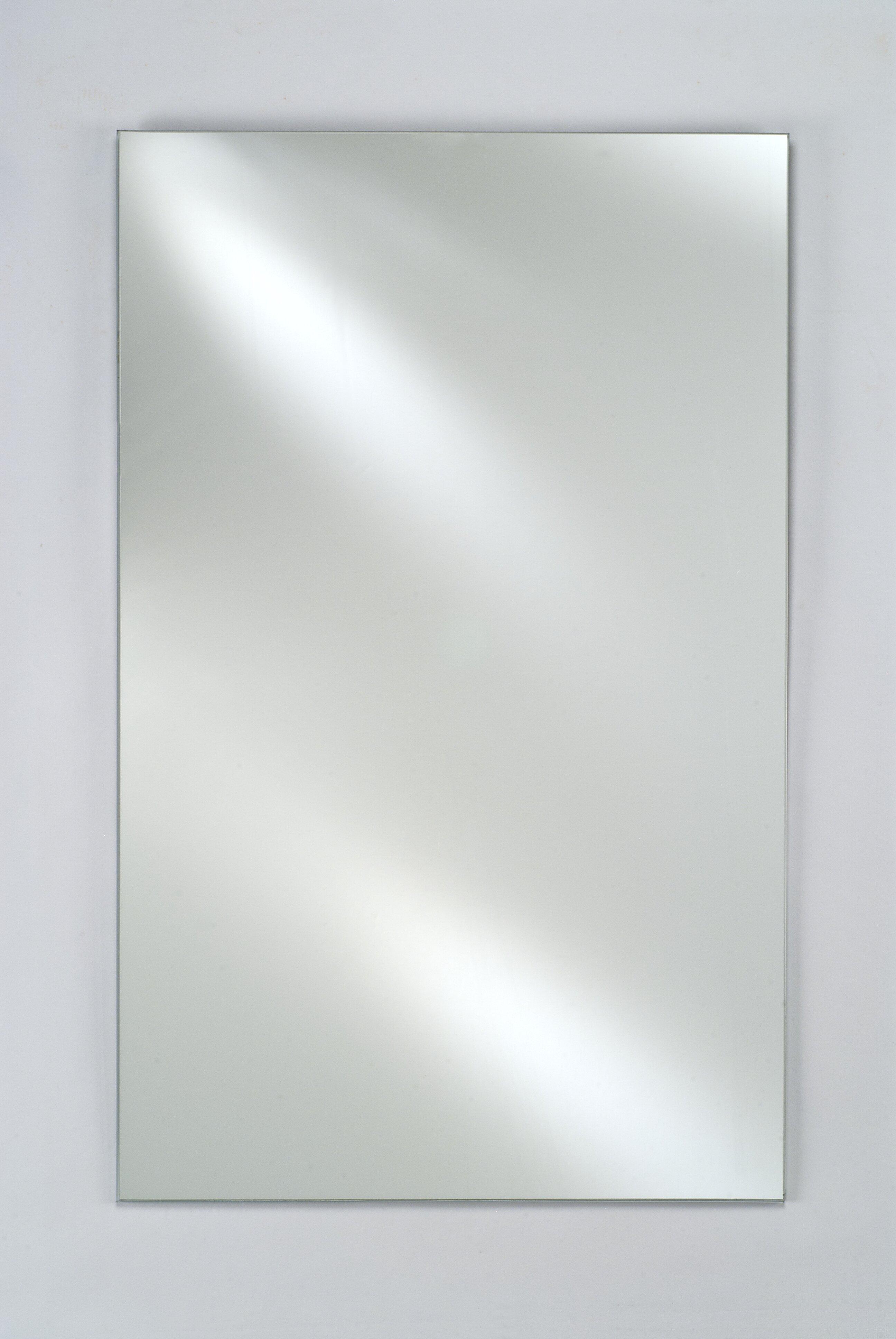 Afina Signature Plain Mirror Reviews Wayfair