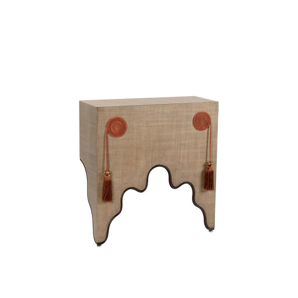 Drape Console Table By Wildwood