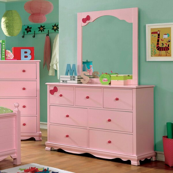 Glenwood 7 Drawer Dresser by Zoomie Kids