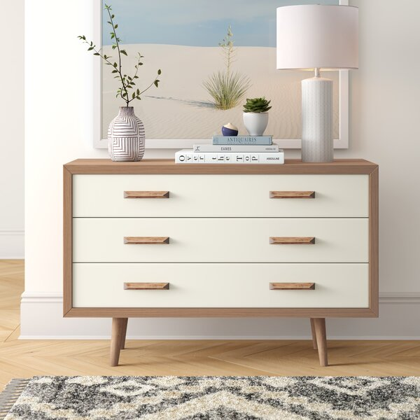 Haven 3 Drawer Dresser by Foundstone