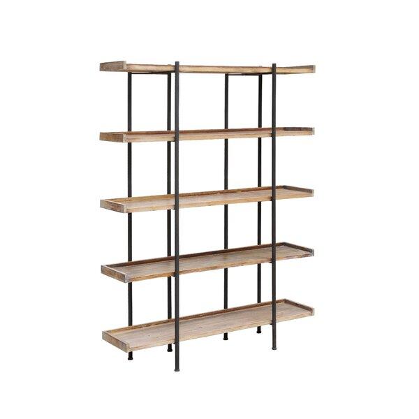 Ramapo 4 Shelf Etagere Bookcase by Gracie Oaks
