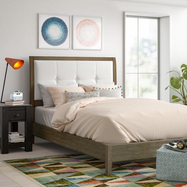 Brigham Upholstered Platform Bed by Trule Teen