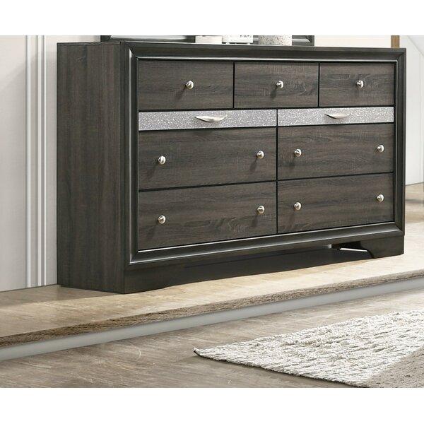 Blanding 9 Drawer Standard Dresser by Brayden Studio