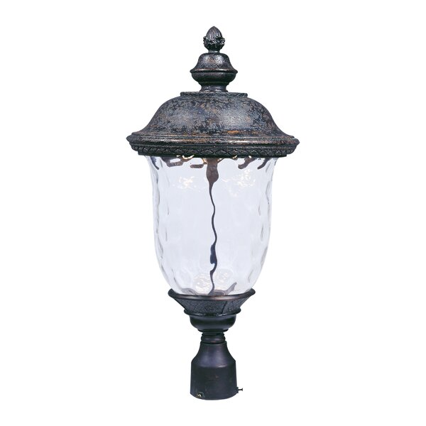 Kater 1-Light LED Lantern Head by Astoria Grand