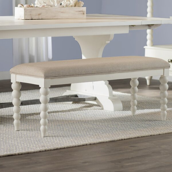 Upholstered Bench by Feminine French Country Feminine French Country